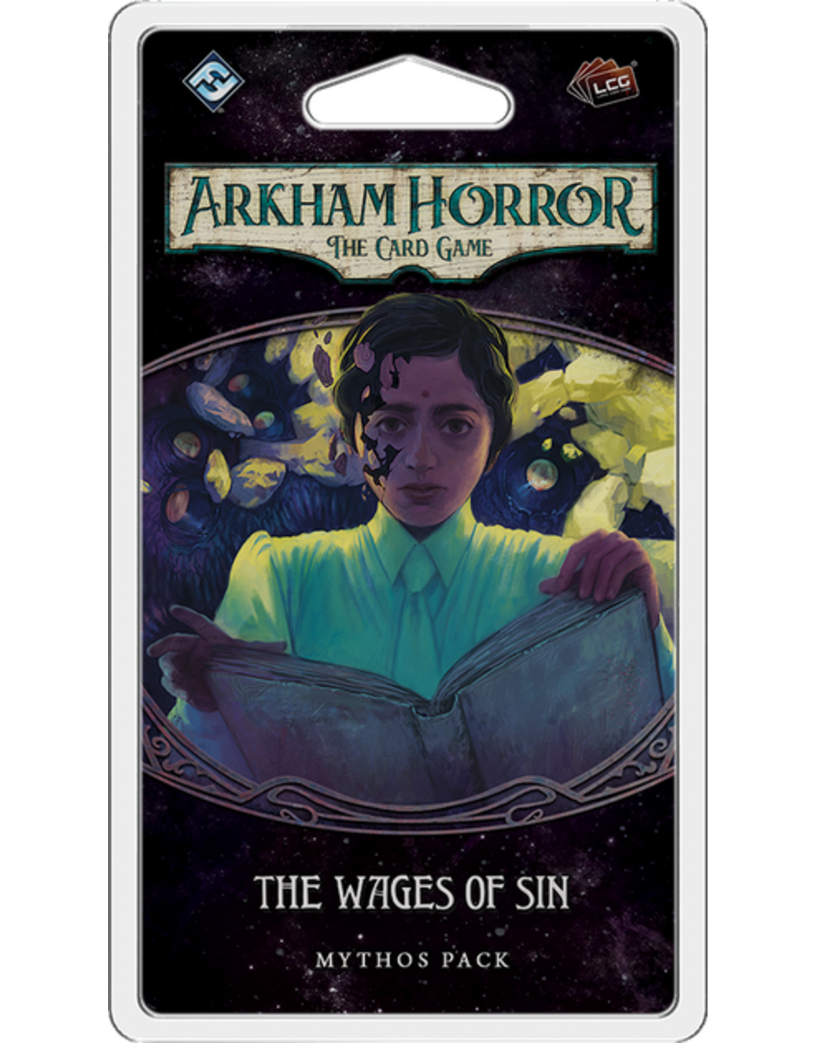 Fantasy Flight Games Arkham Horror LCG: The Wages of Sin Mythos Pack