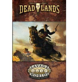 Deadlands: The Weird West Core Rulebook