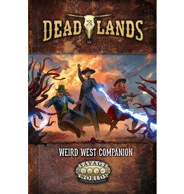 Deadlands Wierd West Companion