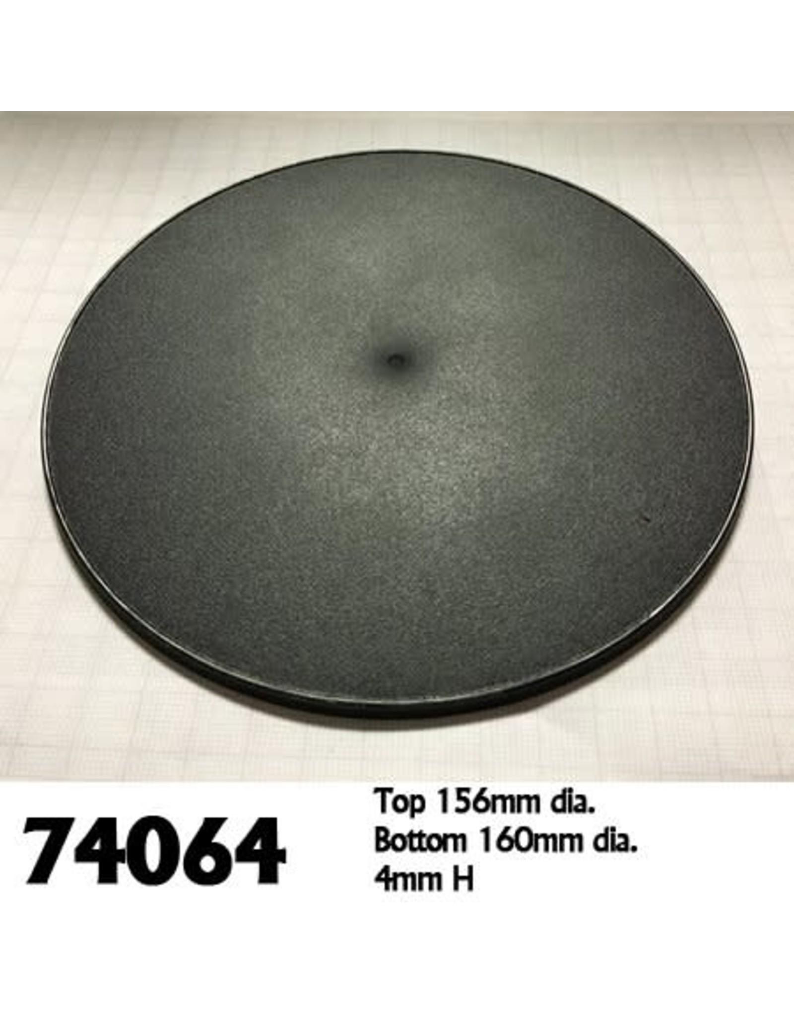 160mm Round Gaming Base (4)