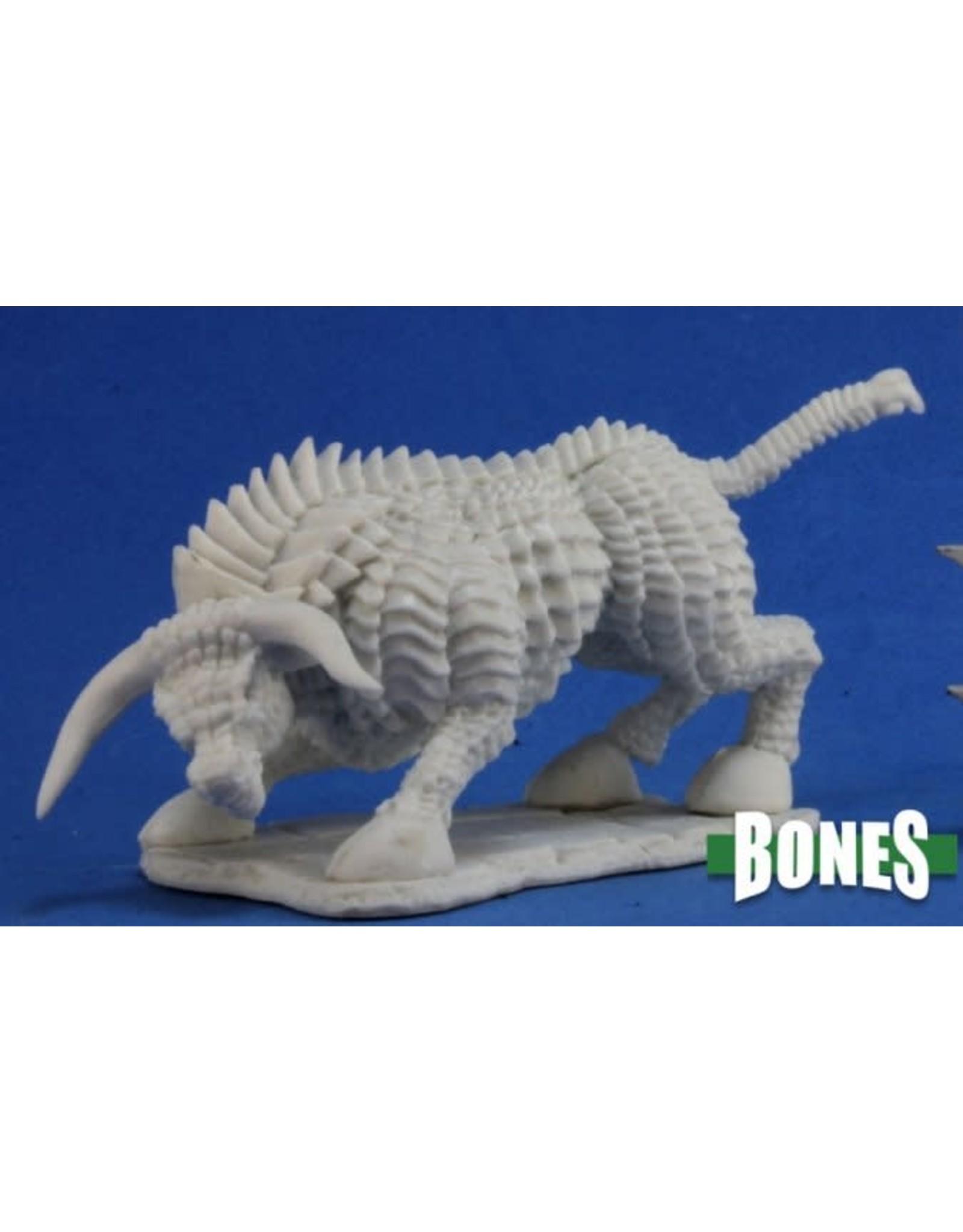 Reaper Miniatures Bones: Brass Bull