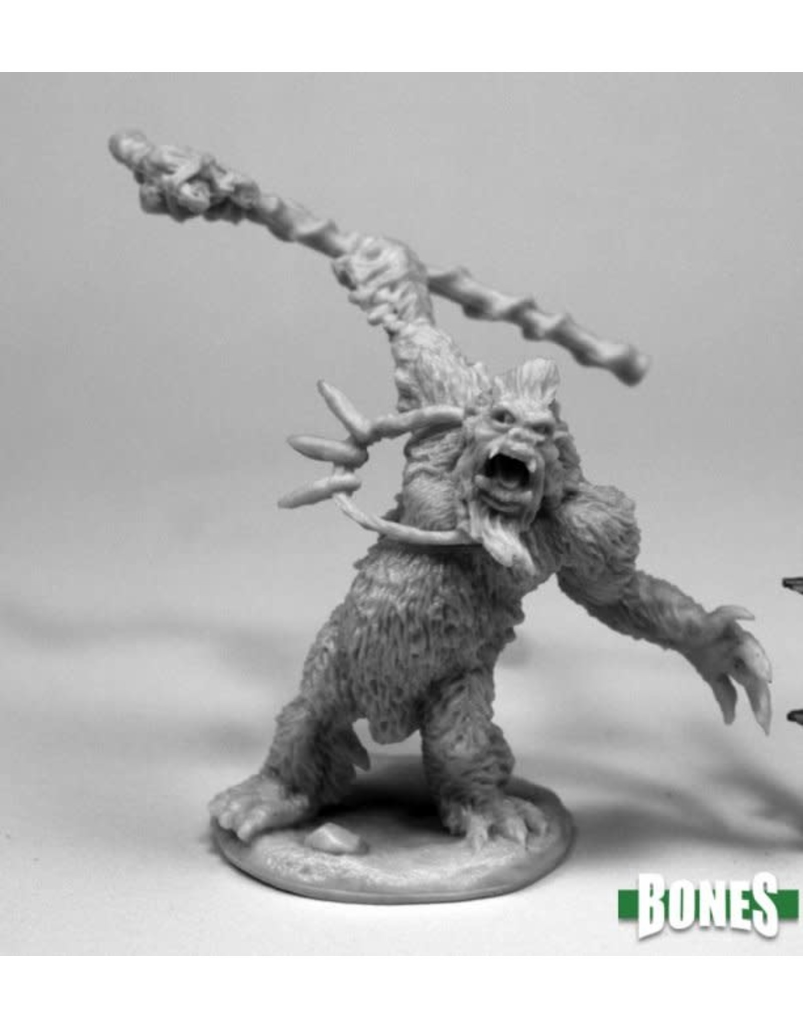 Bones: Yeti Shaman