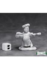 Reaper Miniatures Bones Halfling Cook