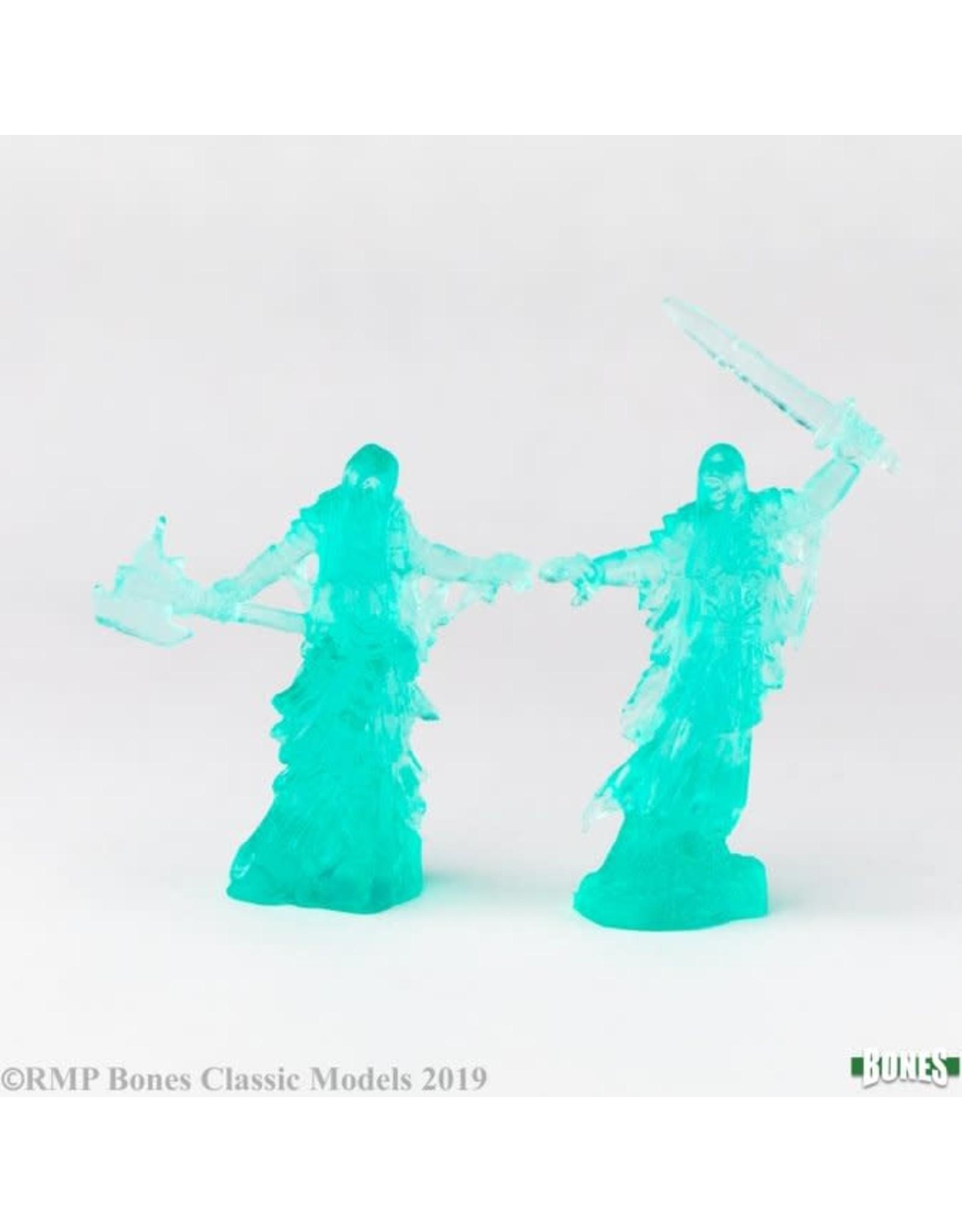 Reaper Miniatures Bones: WRAITH DUELISTS