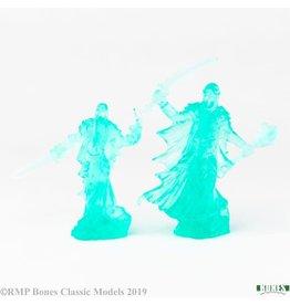 Reaper Miniatures Bones: WRAITH KING/ BODYGUARD