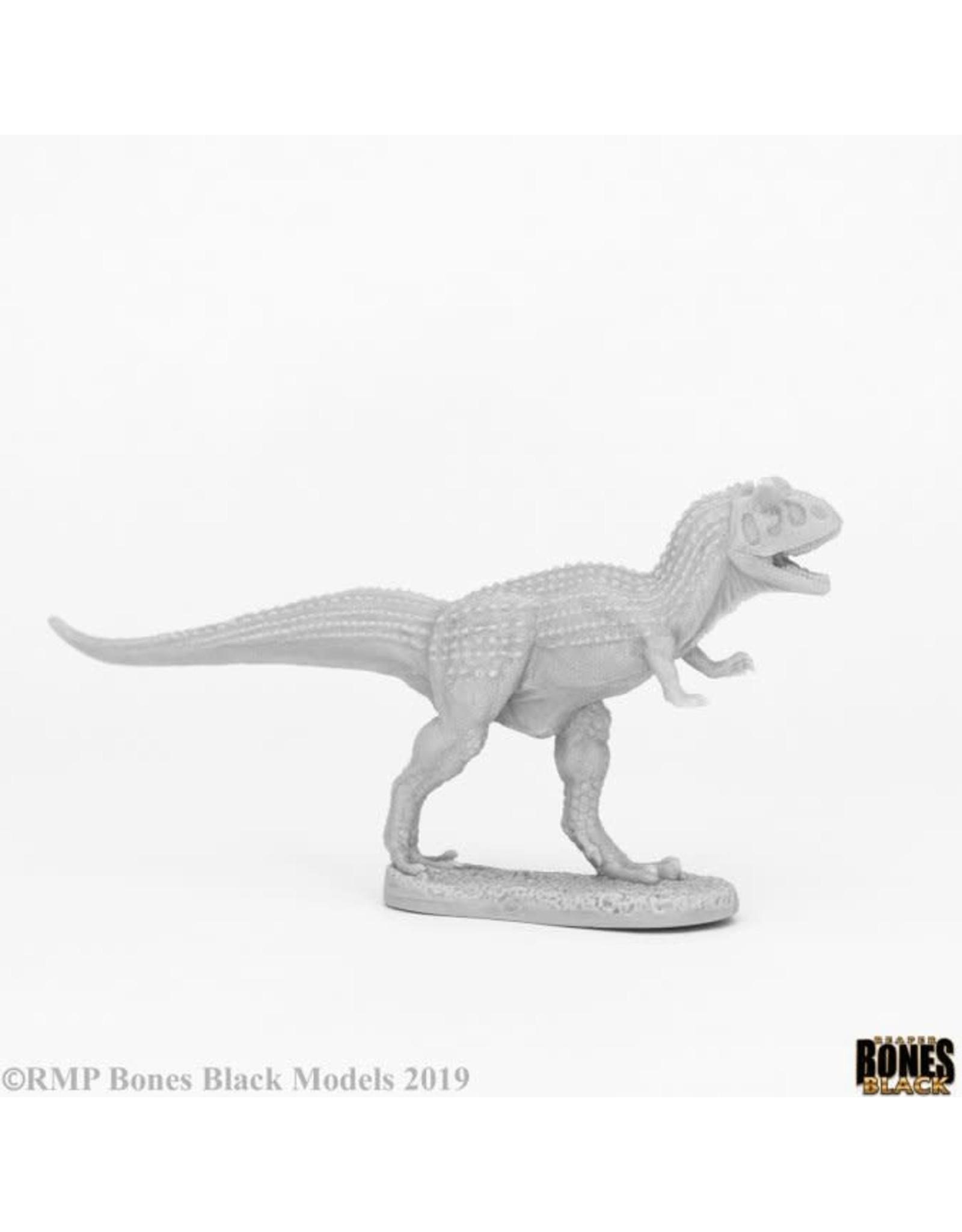 Reaper Miniatures Bones Black: CARNOTAURUS