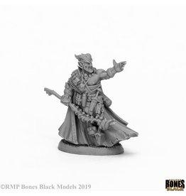 Reaper Miniatures Vatanis, Maggotcrown Warlock