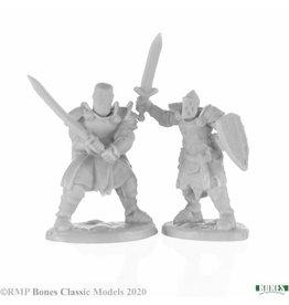 Reaper Miniatures Knight Heroes