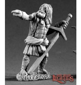 Reaper Miniatures ROBERT O'MANNON