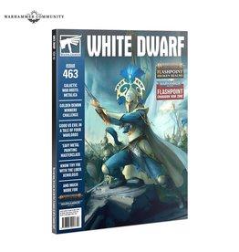 Games Workshop White Dwarf Monthly 463 April 2021