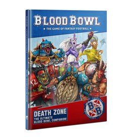 Games Workshop Blood Bowl: Death Zone