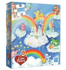 Usaopoly Puzzle: Care Bears - Care-A-Lot 1000pcs