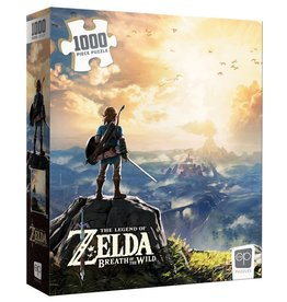 Usaopoly Puzzle: The Legend of Zelda - Breath of the Wild 1000pcs