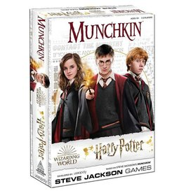 Usaopoly Harry Potter Munchkin