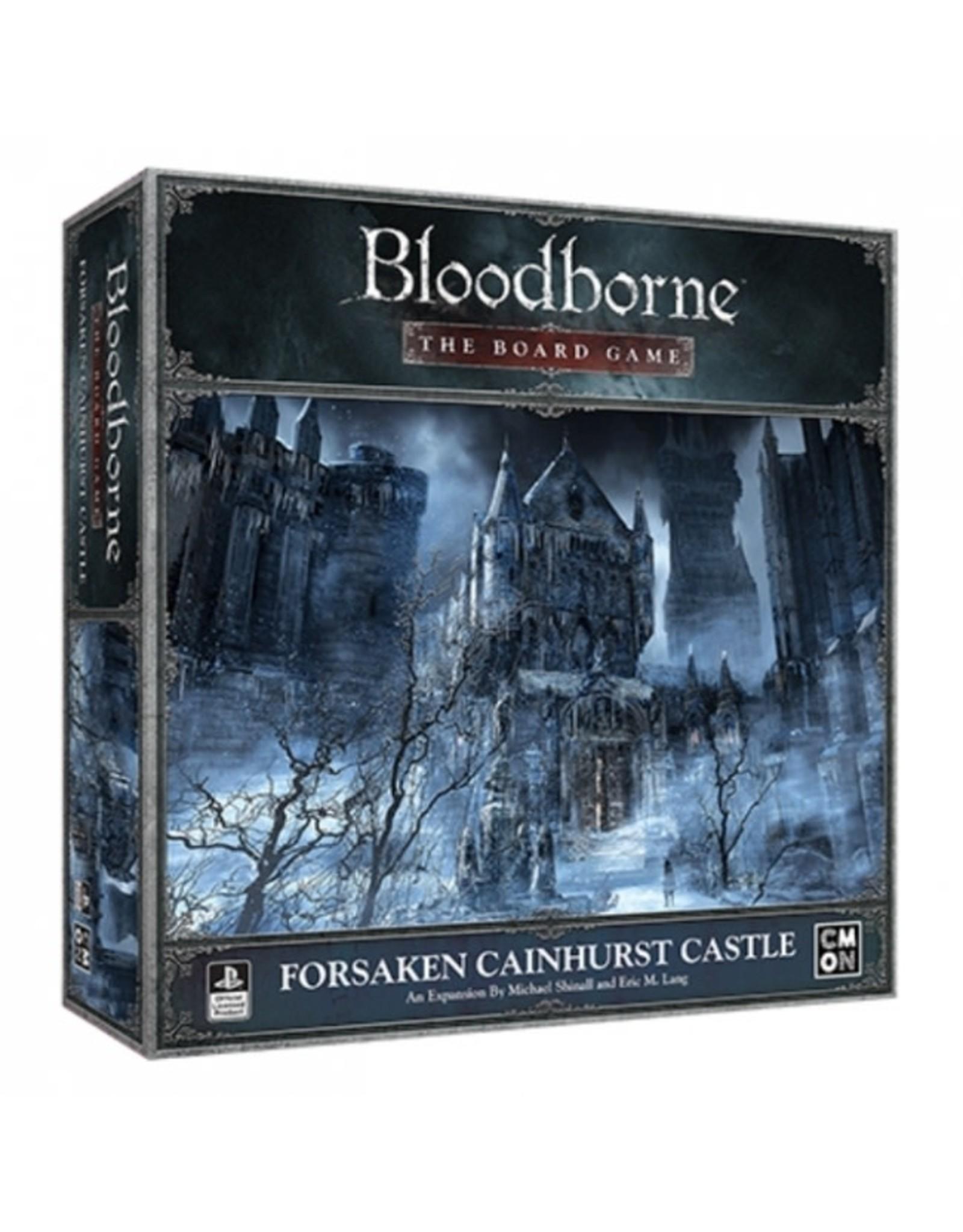 CMON Bloodborne Board Game: Forbidden Woods Expansion