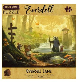 Tabletop Tycoon Puzzle Everdell: Everdell Lane