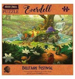 Puzzle Everdell: Bellfaire Festival