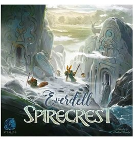 Tabletop Tycoon Everdell Puzzles: Spirecrest Pass