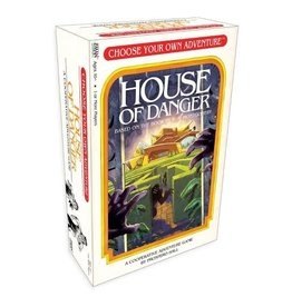 Z-Man Games Choose Your Own Adventure: House of Danger