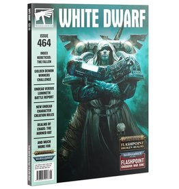 Games Workshop White Dwarf 464 May 2021