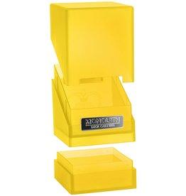 Ultimate Guard UGD MONOLITH DECK CASE 100+ STANDARD AMBER