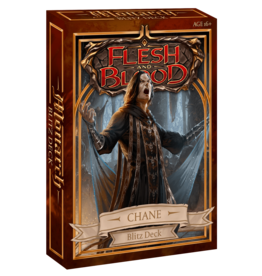 Flesh and Blood: Monarch Blitz Deck Chane