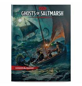 Wizards of the Coast D&D 5e: Ghosts of Saltmarsh