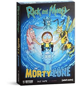 Cryptozoic Rick and Morty: The Morty Zone