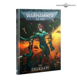 Games Workshop Codex Drukhari 2021