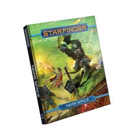 Paizo Starfinder RPG: Near Space Hardcover