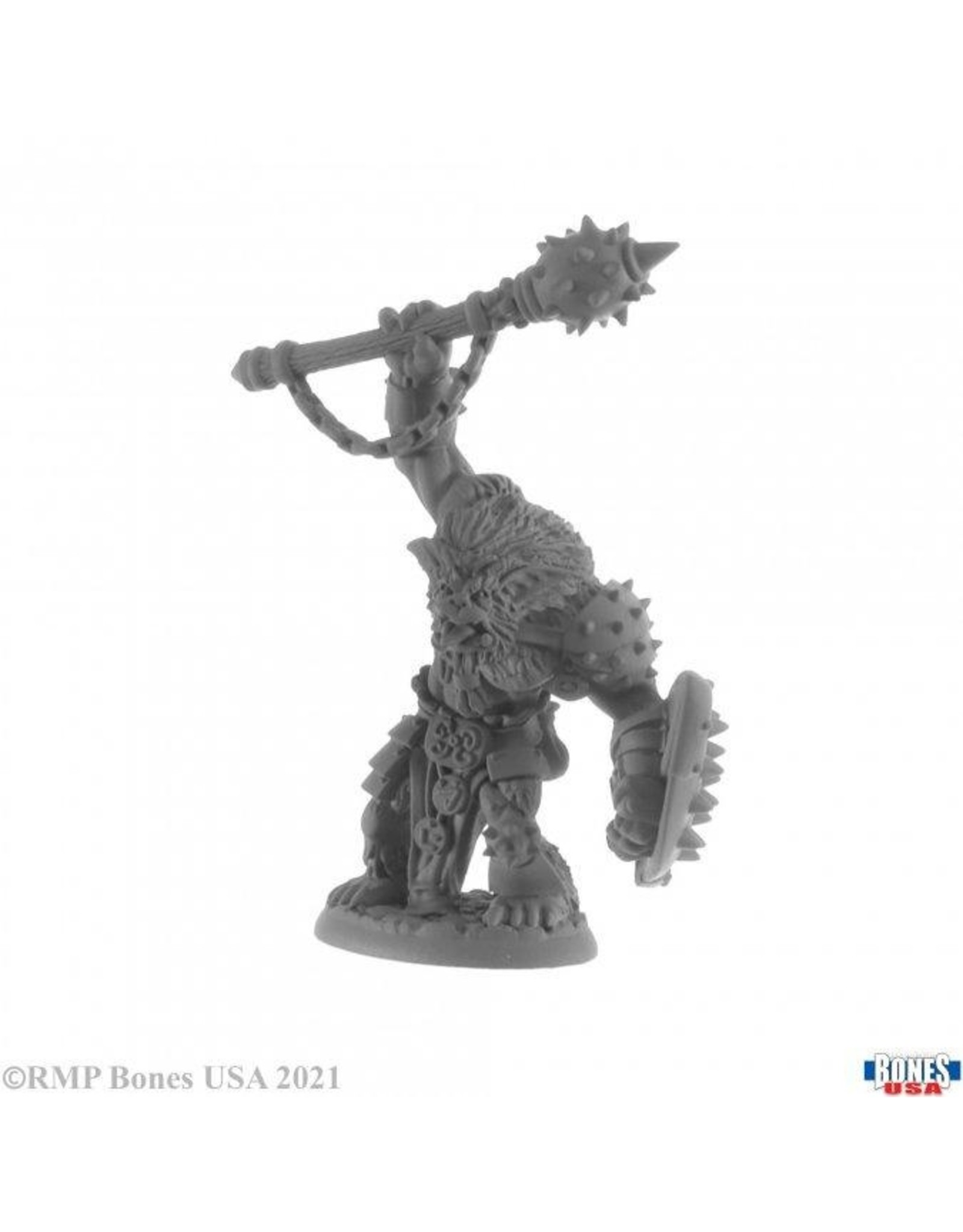 Reaper Miniatures Bhonk, Bugbear Chieftan