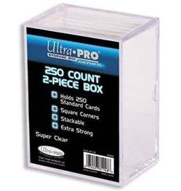 Ultra Pro 2 Piece Stor-Safe Card Box (250)