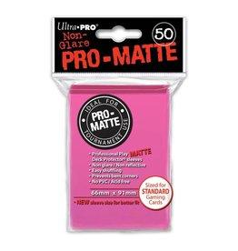Ultra Pro DP: PRO Matte Pink (50)
