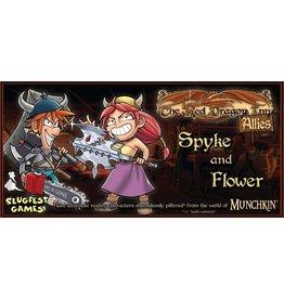 Slugfest Games Red Dragon Inn: Spyke and Flower