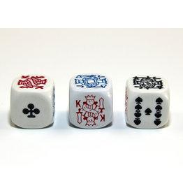 Koplow Games 16mm Opaque Poker Dice (1 die)