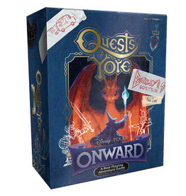 Usaopoly Quests of Yore RPG: Barley`s Edition (from Onward movie)