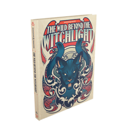 Wizards of the Coast Preorder The Wild Beyond The Witchlight Alt-Cover