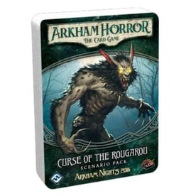 Fantasy Flight Games Arkham Horror LCG: Curse of Rougarou Scenario Pack