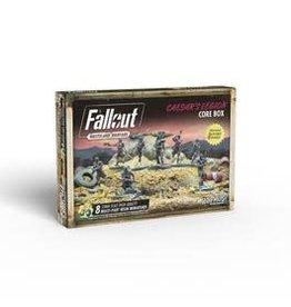 Modiphius Fallout: Wasteland Warfare - Caesar`s Legion Core Box
