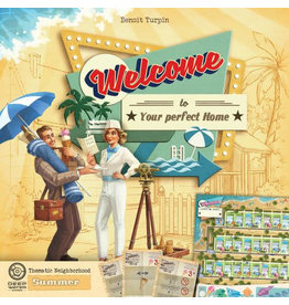 Deep Water Games Welcome to...Summer Neighborhood Expansion
