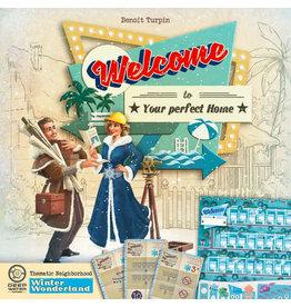 Deep Water Games Welcome to...Winter Wonderland Neighborhood Expansion