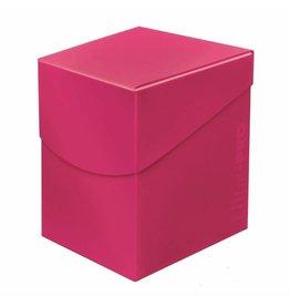 Ultra Pro Eclipse Deck Box: 100+ Pink