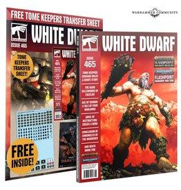 Games Workshop White Dwarf 465 July 2021