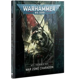 Games Workshop Warhammer 40k, Warzone Charadon Act 1: The Book of Rust