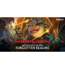 Wizards of the Coast July 30th 7pm: FNM Draft Adventures in the Forgotten Realms