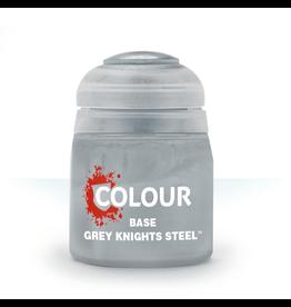 Games Workshop Base: Grey Knights Steel