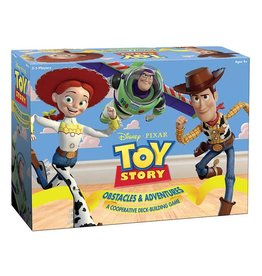 Usaopoly Toy Story Obstacles & Adventures: A Cooperative Deck Building Game