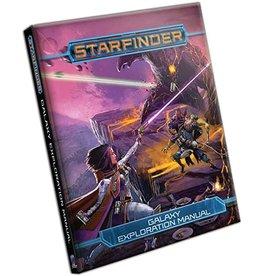 Paizo Starfinder RPG: Galaxy Exploration Manual Hardcover