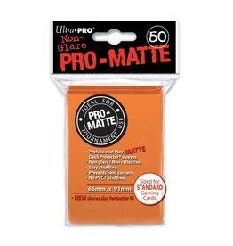 Ultra Pro DP: PRO Matte Orange (50)