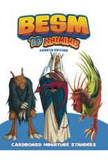 BESM 4E: 2D Animinis